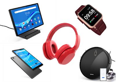 Lenovo Smart Home Devices