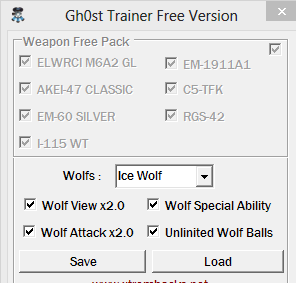 3HFlsnS Wolfteam Envanter Hilesi Ghost Versiyon v2.0 indir