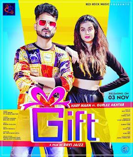 Gift mp3 song Harf Maan Ft. Gurlez Akhtar Download - DjPunjab