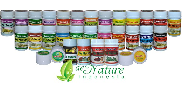 PRODUK DE NATURE INDONESIA