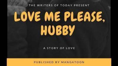 Novel love me please hubby Nisha dan Zico