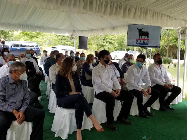 Presidente del PRSD dice mejor homenaje a Hatuey De Camps es haber sacado al PLD del poder