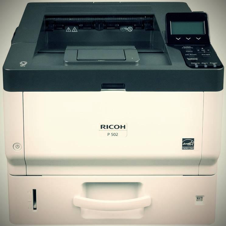 Ricoh P 502 A4