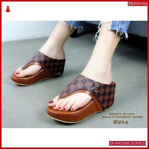 DFAN3098S131 Sepatu Us68 Wedges Wedges Wanita Murah Terbaru BMGShop