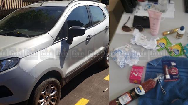 Duas mulheres, moradoras de Adamantina, foram detidas em Parapuã após furtar produtos em dois supermercados.