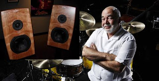 Tetra Welcomes Peter Erskine to the World of Tetra High-End Speaker Listening