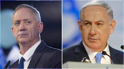 Bibi convoca Benny Gants para reunião de emergência