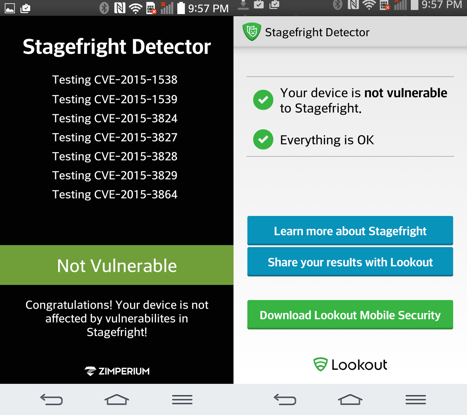 LG's patched their G2 for Stagefright ~ Android Coliseum