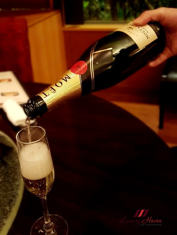 hilton tokyo bay dynasty restaurant review moet imperial