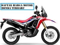 Daftar Harga Motor Honda Terbaru Di Kota Purwodadi Grobogan