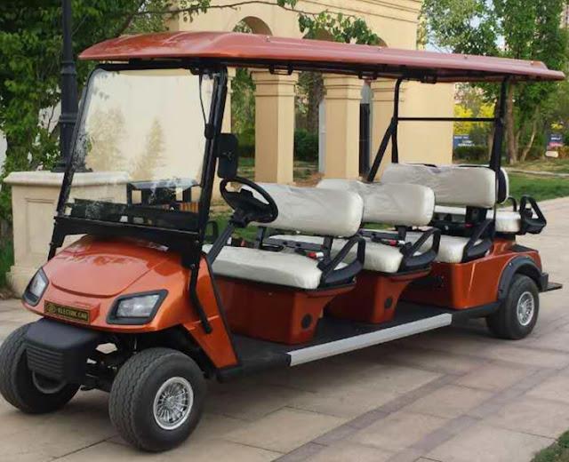 rental mobil golf
