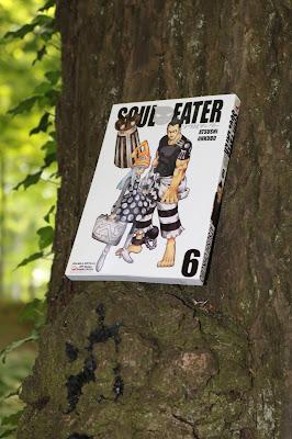 Atsushi Ohkubo - Soul Eater t.6