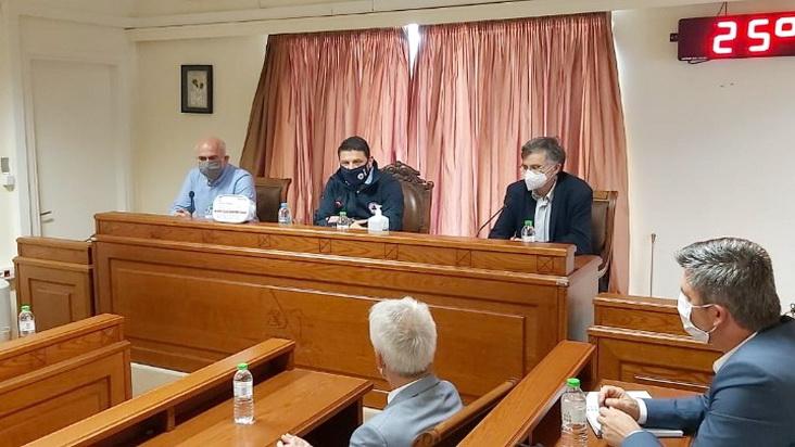 Στην Ξάνθη Τσιόδρας και Χαρδαλιάς για τον συντονισμό των έκτακτων μέτρων στην περιοχή