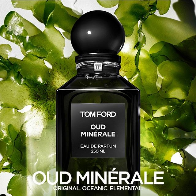 Tom Ford Private Blend Oud Minerale - oficjalna grafika