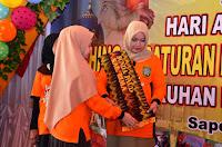 Peringati Hari Anak Indonesia, Bupati Bima Lounching Perbup Nomor 33 Tahun 2017