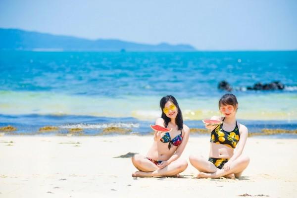 Về biển Xuân Thành, ru an yên bên bờ cát trắng