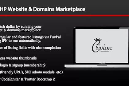 Website and Domains Marketplace
