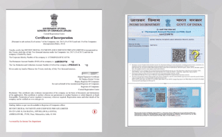 24 Mudra Legal Document