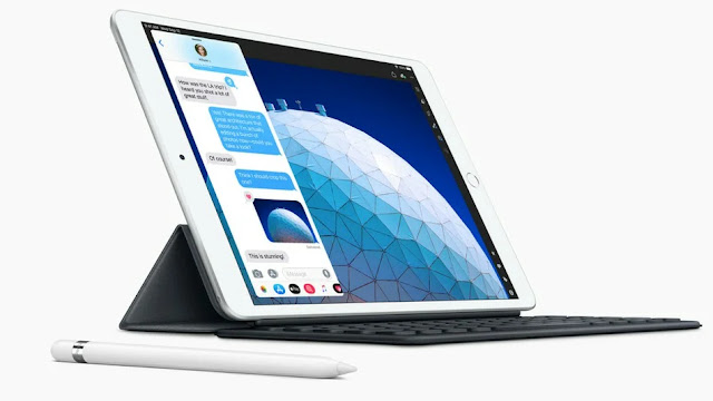 Produk Baru Apple: iPad Mini dan iPad Air