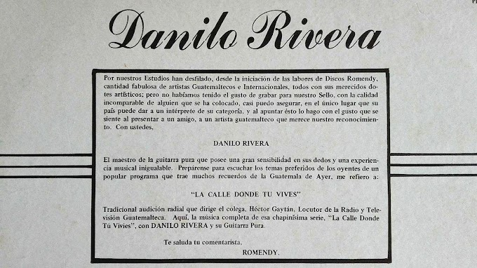 """""""El Palmarcito Querido"""" el tema de La Calle Donde Tu Vives"""