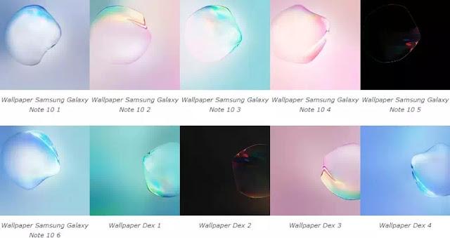 Download Wallpaper Samsung Galaxy Note 10 Gratis-2