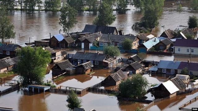 Banjir Adalah Bencana Alam