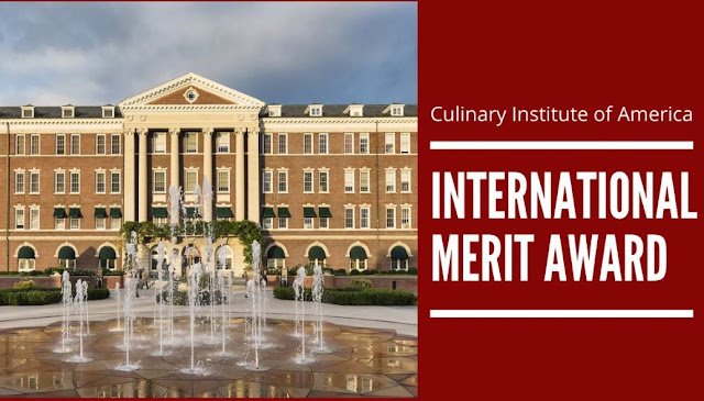 International Merit Awards at Culinary Institute of America, 2021