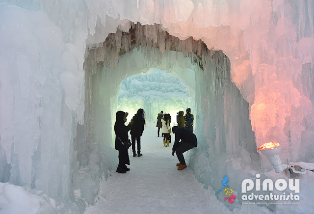 SAPPORO HOKKAIDO JAPAN TOURIST SPOTS, ATTRACTIONS AND ICE FESTIVALS