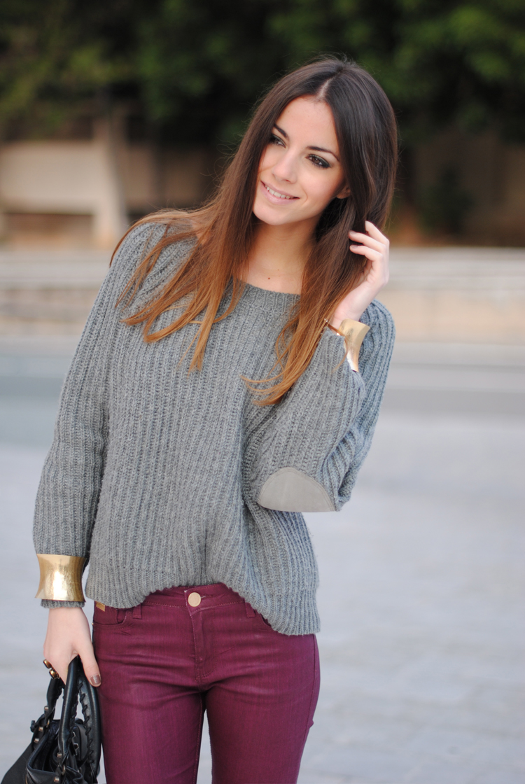 You Can Shop: Fashion Dilemma: What To Wear With Maroon Jeans?