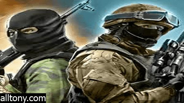 تحميل لعبة Forward Assault وشرح الأعدادات للأندرويد