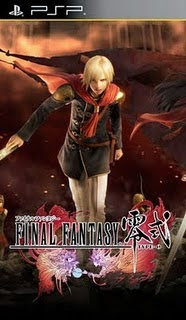 Final fantasy type 0 [english patched] download game psp ppsspp.