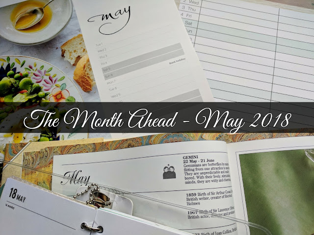 The Month Ahead May 2018