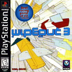 Wipeout 3 (1999) PS1 Download Torrent