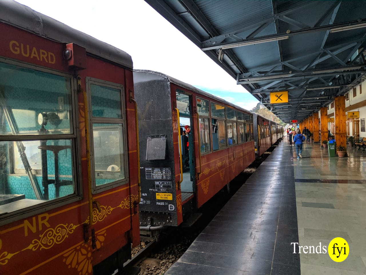 Himalayan Queen Toy Train