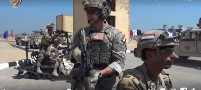 القوات الخاصة, القوات الخاصة المصرية, القوات الخاصة الامريكية, مكافحة الارهاب, مصر, امريكا,