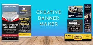 Banner Maker, Web Banner Ads, Roll Up Banners v16.0 (PRO)