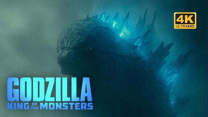 Godzilla II: El rey de los monstruos (2019) Web-DL 4K UHD 2160p Latino-Ingles