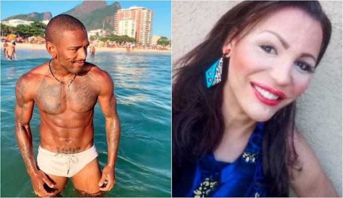 """Nego do Borel chama Luisa Marilac de """"homem bonito"""" e internautas o acusam de transfobia"""