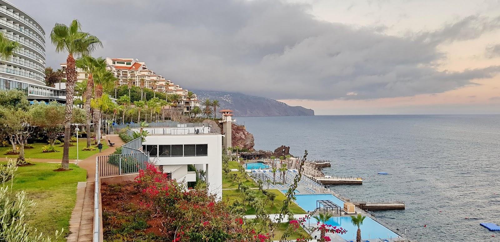 hotéis com acesso ao mar
