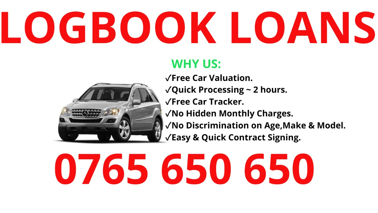 Auto Advance Logbook Loans