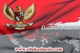 Pengertian Demokrasi Pancasila : Apa Itu Demokrasi Pancasila?,Ciri-Ciri Demokrasi Pancasila,Fungsi Demokrasi Pancasila,Prinsip-Prinsip Pokok Demokrasi Pancasila,Asas-Asas Demokrasi Pancasila,Tujuh Sendi Pokok,Isi,Nilai-Nilai,Peran Konkret,Landasan Hukum,Cara-Cara Pengamalan Demokrasi Pancasila,Contoh Demokrasi Pancasila,dan Penjelasan Terlengkap Mengenai Demokrasi Pancasila