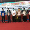 KPU Sumenep Resmi Tetapkan Pasangan Fauzi-Eva Sebagai Pemenang Pilkada 2020