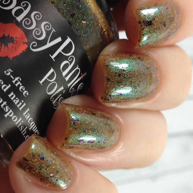 Sassy Pants Polish-Have Toilet Paper You Will Not