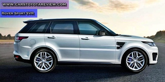 2017 Range Rover Sport SVR Autobiography Dynamic