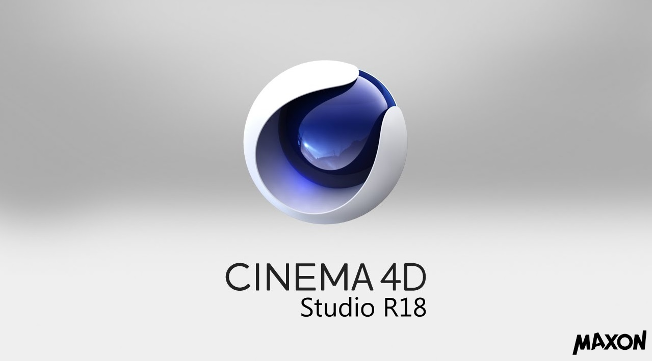Maxon Cinema 4D Studio R18