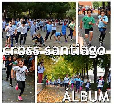 Cross Santiago Aranjuez