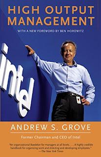 Gestión de Alto Rendimiento - Andy Grove