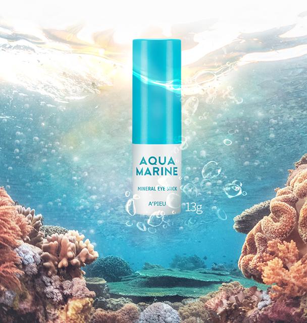 thỏi trị thâm quầng mắt A'pieu Aqua Marine Mineral Eye Stick giá tiền