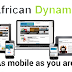 African Dynamo is Mobile
