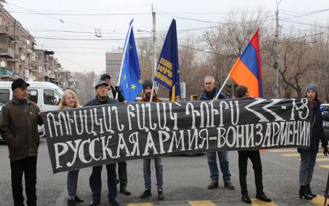 Размик Акопджанян: Россия - враг номер один для армян